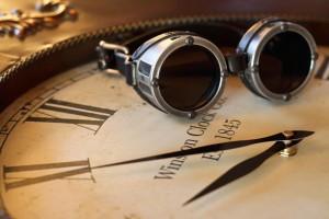 Lunettes steampunk - photo de produit